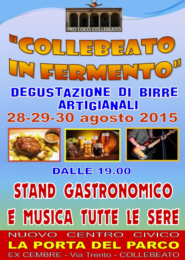 Collebeato in fermento