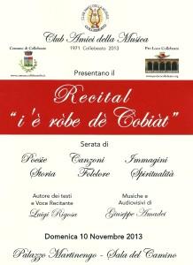 recital dialettale